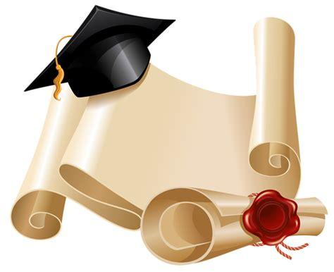 Home Decoration Wallpapers diploma and graduation hat png clipart picture gallery