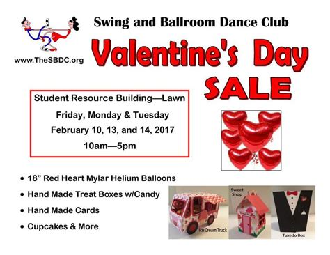 valentines fundraiser s fundraiser the swing and ballroom club
