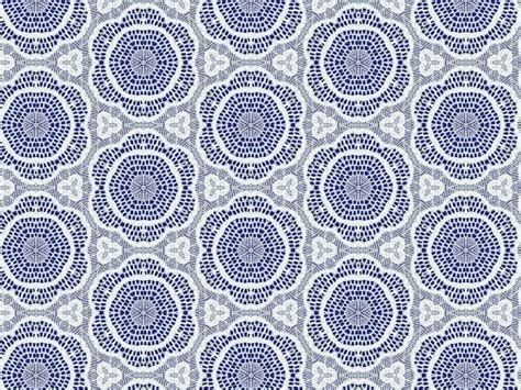 Fabric Patterns by Artbyjean Images Of Lace Blue Background With Delicate