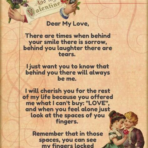 Letters For Him