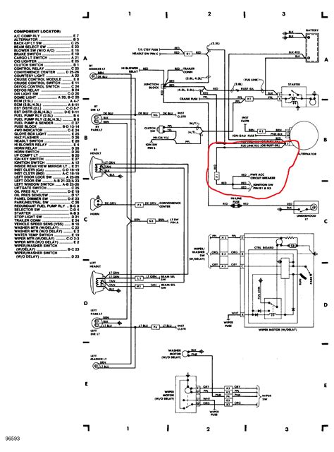 I need a wiring diagram for the ignition switch.