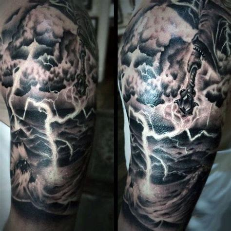 tribal lightning tattoo 45 best lightning images on lightening