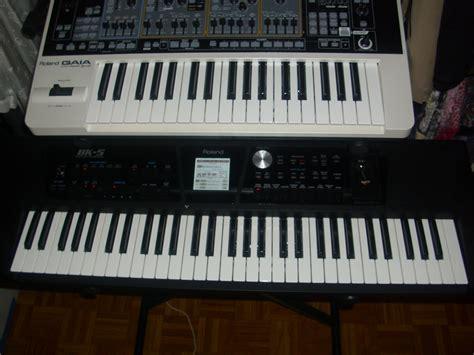 Keyboard Roland Bk 5 Bekas roland bk 5 image 705872 audiofanzine