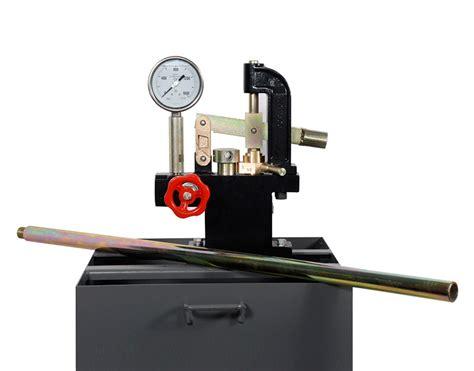 test su 1300 bar su test pompas箟 1300 bar hydrostatic test