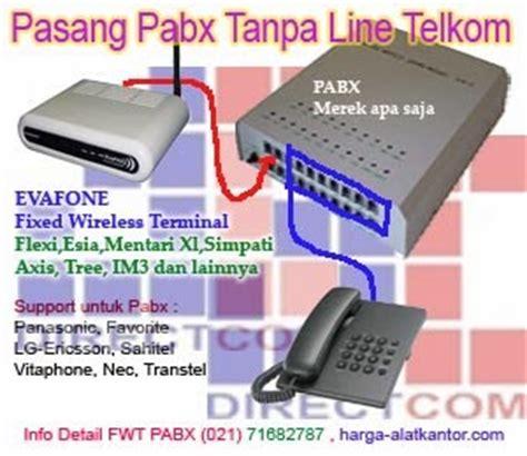 Harga Telepon Rumah Tanpa Kabel Telkom by Daftar Harga Pabx Fax Cctv