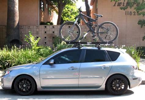 Best Bike Rack For Mazda 3 by The Best Mazda 3 Roof Racks For Skis Bikes Kayaks And Boxes