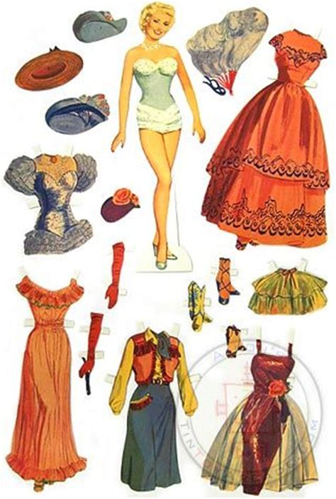 printable movie star paper dolls betty grable paper doll set paper dolls and paper dolls