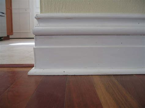 Floor Molding Ideas Moulding Blocks In Base Trim More Pics At This Link Of Floor Baseboard Trim Styles In