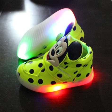 Sh 3 Led Leopard Pink Shoes get cheap shoes lights aliexpress alibaba