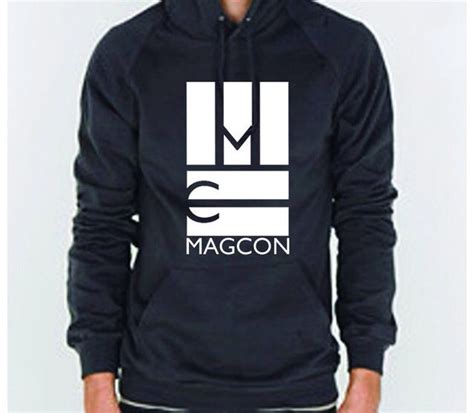 Hoodie Magcon Jidnie Clothing i m so getting one of these magcon tour hoodies imaginary closet logos i want