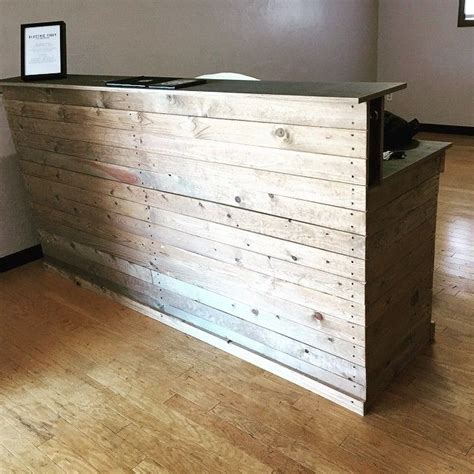 how to build a reception desk diy reception desk roselawnlutheran