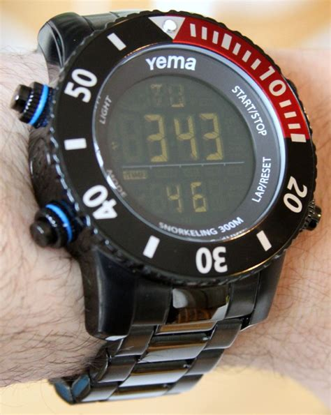 yema ymhf0310 digital diver review ablogtowatch