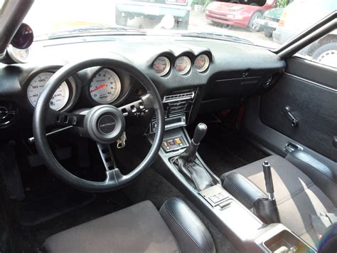 nissan 260z interior datsun 280z interior pixshark com images galleries