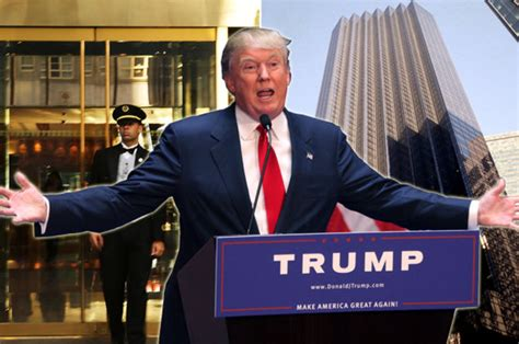 Donald Trump Inside The Hq Of Maybe The Next Us President | donald trump inside the hq of maybe the next us president