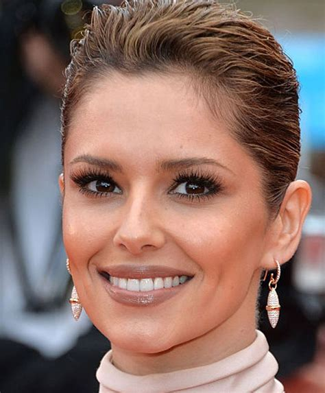 cheryl cole hairstyles 2015 glamorhairstyles cheryl cole makeup look at cannes film festival 2015