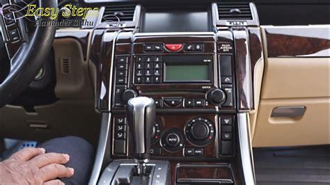 Range Rover Interior Upgrade by Upgrade Range Rover Sport Interior Standard To Premium Package Install Wood Trim