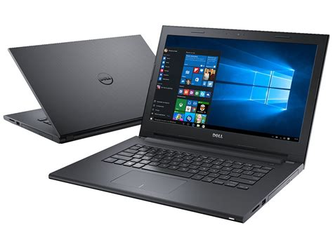 Laptop Dell Inspiron 14 3442 notebook dell inspiron 3442 i5 4210u 2 7g 1tb 8gb dvd gt 820m 2gb tela 14 quot win10 home