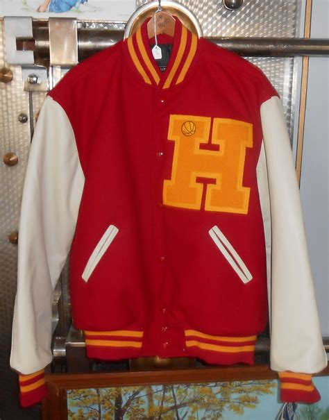 Donate Letter Jacket Milan 1954 Hoosiers Museum Hickory Letter Jacket