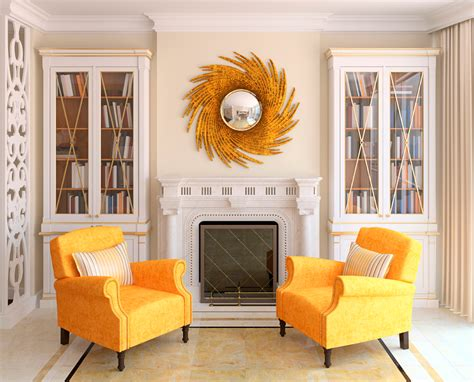Yellow Chair Design Ideas Arredamento Quando L Antico Incontra Il Moderno Casa It