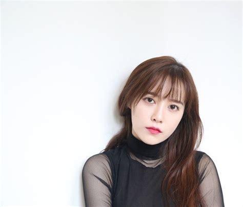 ku hye sun boyfriend goo hye sun 구혜선 page 1683 actors actresses soompi