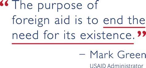 U S Agency For International Development Usaid Branding And Marking Template