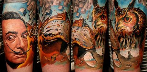 photorealistic tattoo a photorealistic by dmitriy samohin that celebrates