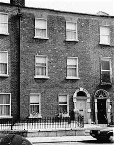 Eccles Street, late 1970s.   Dublin's Streets & Buildings