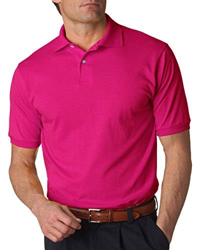 boys medium pink polo shirt