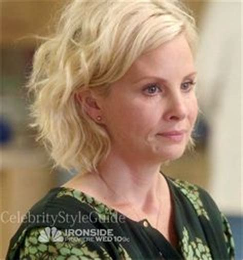 braverman hairstyle how to monica potter