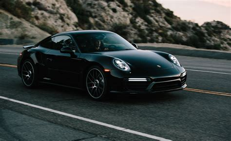 2017 black porsche 911 turbo 2017 porsche 911 turbo cars exclusive and photos