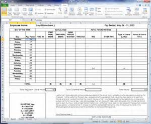 Automated Timesheet Excel Template by Automating Office Tasks Timesheets Automate