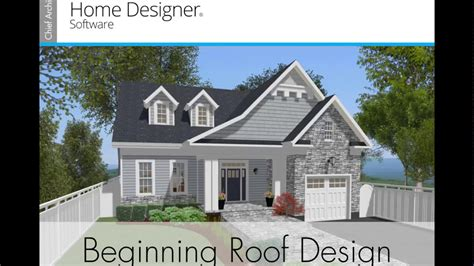 home designer pro manual roof home designer 2018 beginning roof design youtube