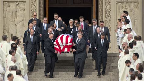 mourners honor antonin scalia at funeral service in