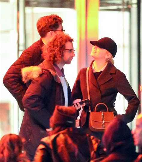 emma stone dave mccary emma stone and dave mccary out in new york 11 28 2017