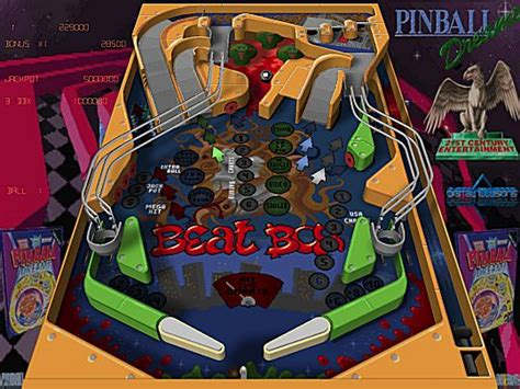 visual pinball dreams