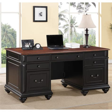 riverside 65730 richland executive desk discount furniture