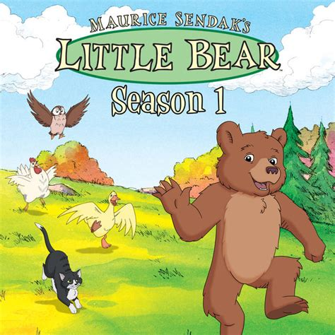 little bear maurice sendak s little bear season 1 on itunes