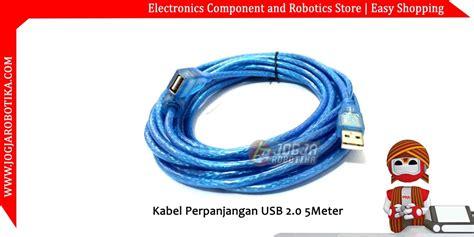 Kabel Perpanjangan Usb 5 Meter Netline jual kabel perpanjangan usb 2 0 5 meter
