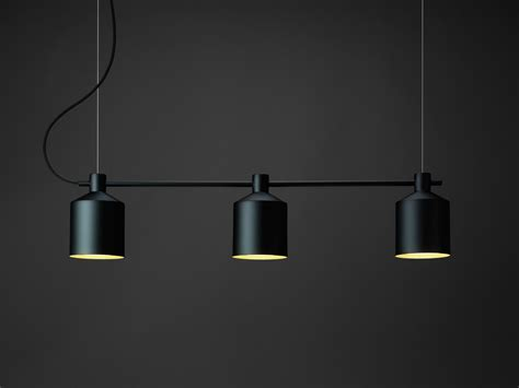 buy the zero silo trio pendant light at nest co uk