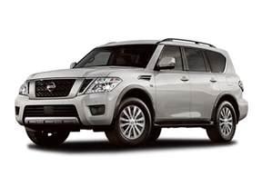 Suv Nissan 2017 Nissan Armada Suv Silver