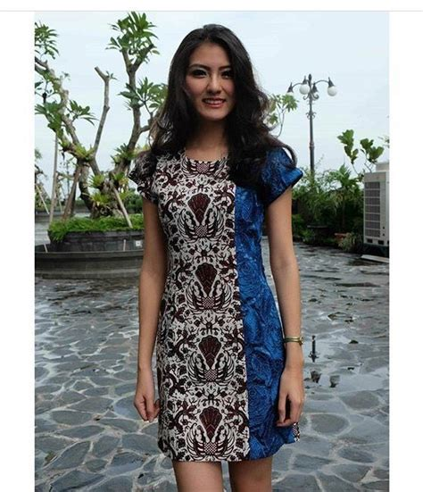 Dress Batik Cirebon 1 25 best ideas about batik dress on model dress batik batik fashion and dress images