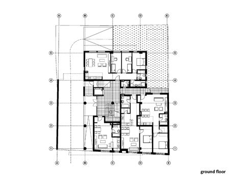 residential building floor plan floor plan of residential building