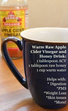 Apple Cider Vinegar And Honey Detox Water by 8 Detox Water Recipes To Help Flush Out Toxins Boost Your