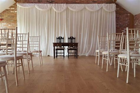 Wedding Backdrop Hire by Ivory Starcloth Backdrop Hire In Leicester Premier Events