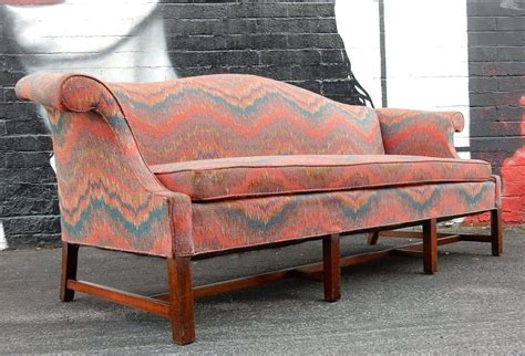camelback sofas for sale regency chippendale camelback sofa in missoni inspired