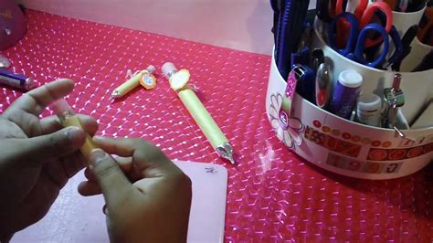 lapices para decorar el salon manualidades de regreso a clases dulce lapiz youtube