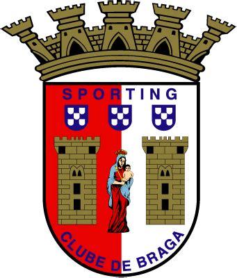 sporting braga fc football logos portugal