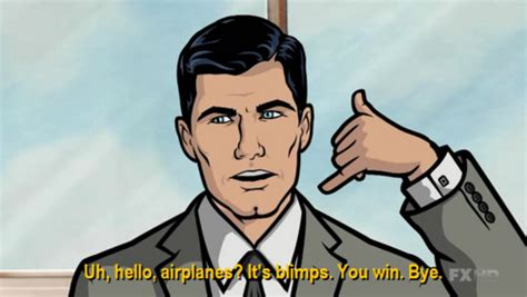 Sterling Archer Meme - quotes by cherishe archer like success