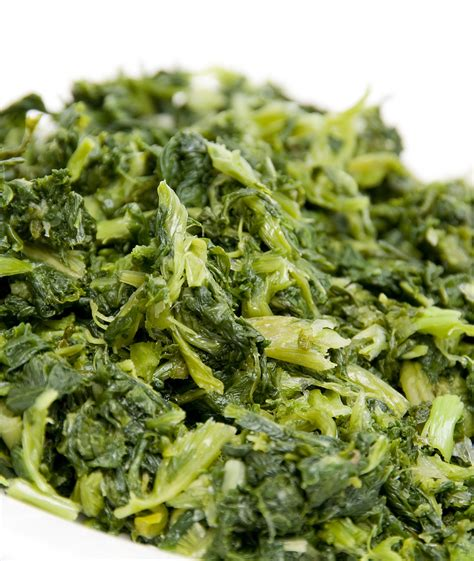 mustard greens cooked harvest to table