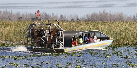 fan boat everglades national park facts about everglades airboat tours
